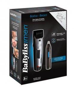 מסיר שיער + מעצב זקן איכותי לאף ולאוזניים - טיפוח ועיצוב שיער | BaByliss Paris